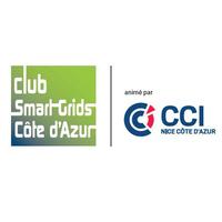 Logo Le Club Smart Grids Cote d'Azur